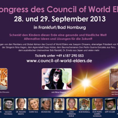 3. Kongress des councils of World Elders