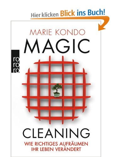 Buchcover: Marie Kondo: Magic Cleaning