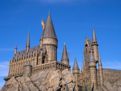 The Wizarding World of Harry Potter in Universal Studio japan un