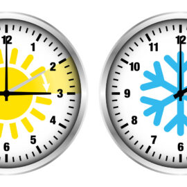 Daylight savings time in Germany
